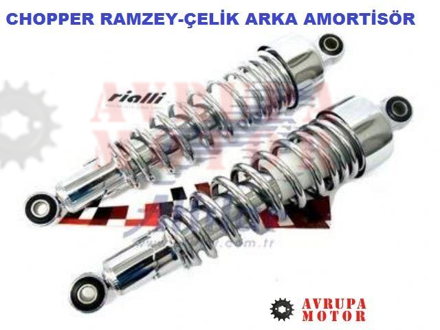 01-Arka Amortisor Chopper 250-A-