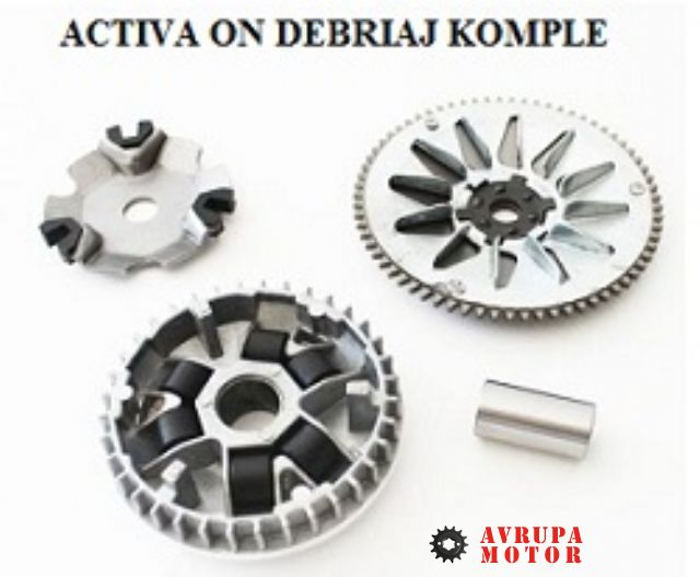 Activa On Varyator Komple-A-