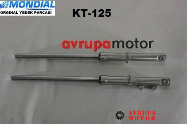 On Amortisorler Kmp.KT 125-C-M