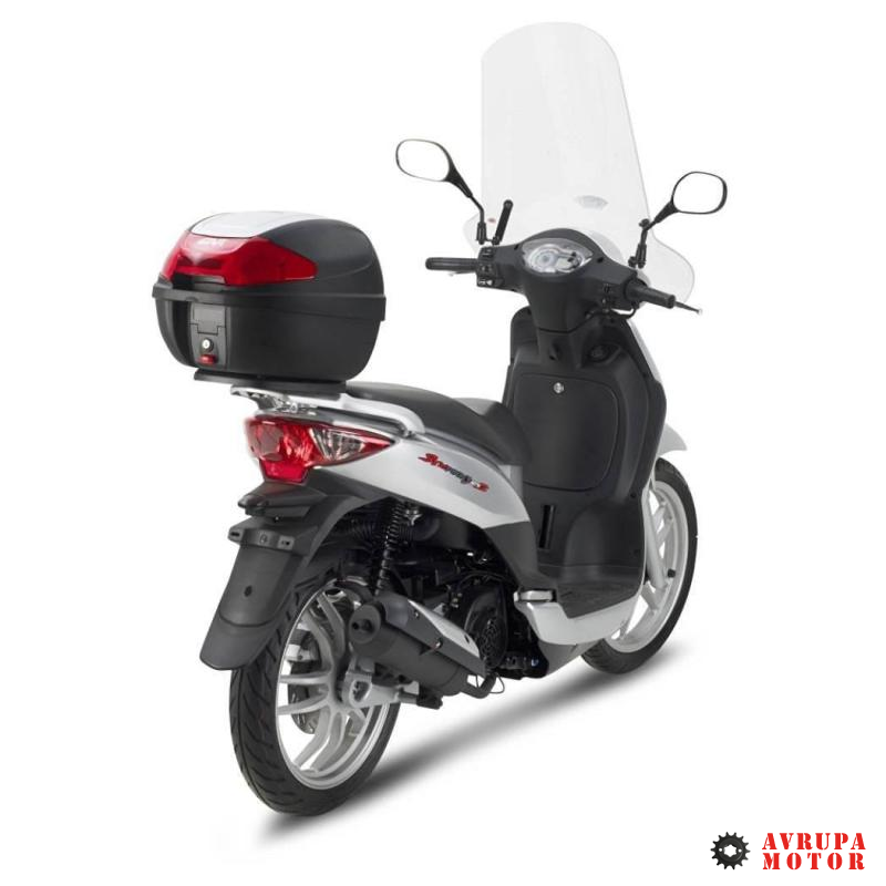 Ayna Scoter 156-8,mm-Sıyah-B-