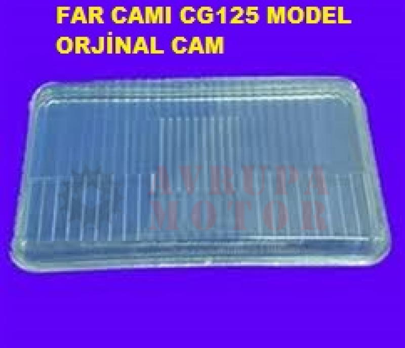 FAR CAMI CG125 MODEL ORJİNAL CAM-A-