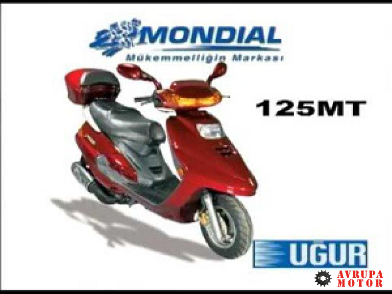 On Fren Alt Merkez MT 125-B-OM